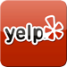 yelp logo review link